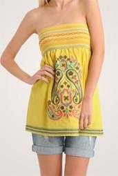 Khaki Scoop Sleeve  Dress 2S-2M-2L